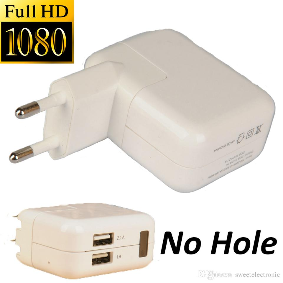 No Hole Charger Camera