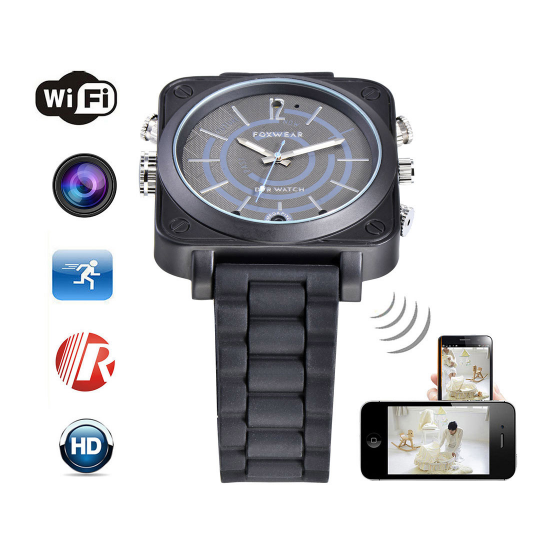 Wifi Watch Camera