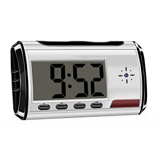 Camera Clock